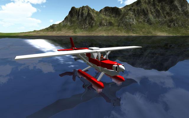简单飞行截图1