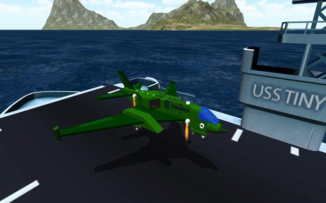 简单飞行截图2