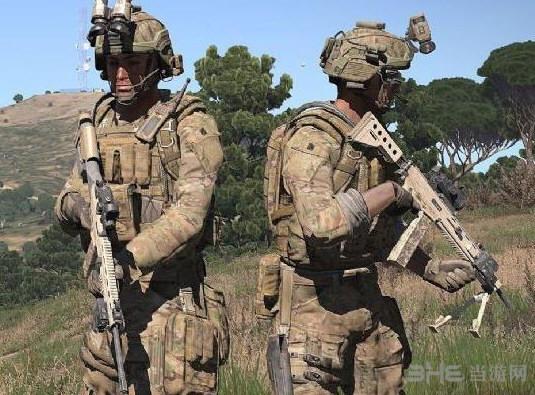 美国陆军3_