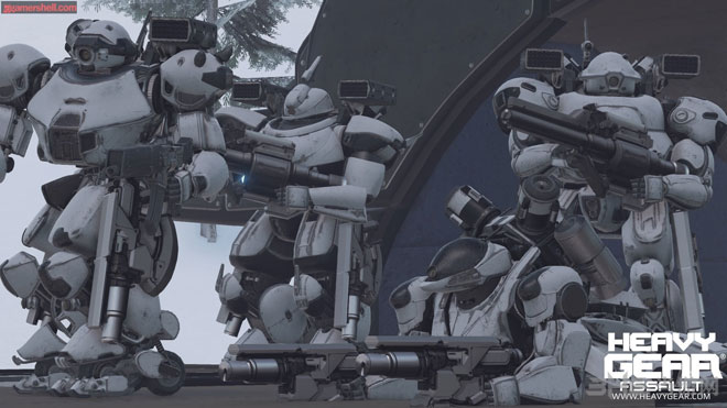 重装机甲突击截图1