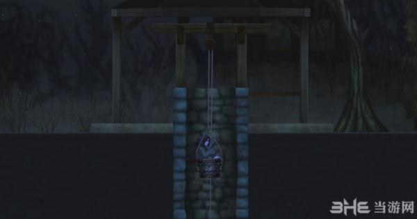灵界女孩游戏截图2