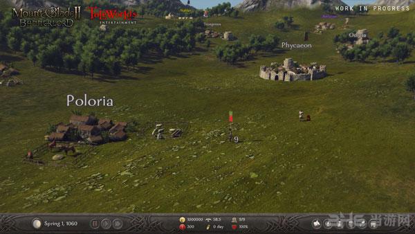 骑马与砍杀2领主图片2