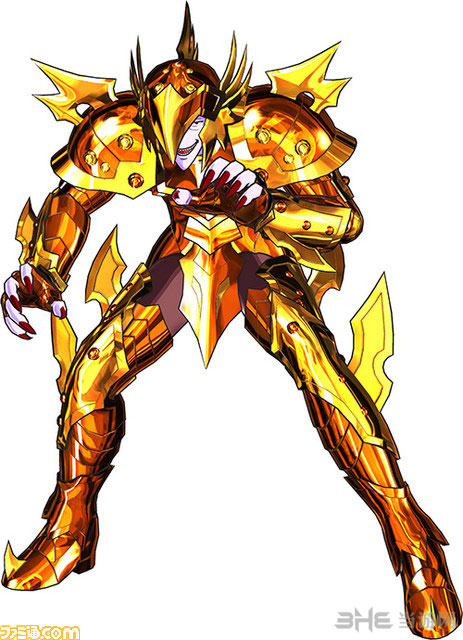 《圣斗士星矢:战士魂》最新游戏截图放出 帅气克利修拉来袭