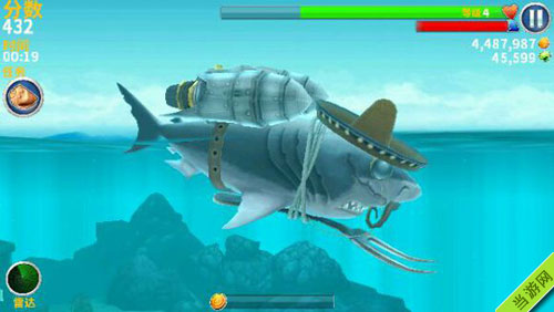 饥饿鲨进化地图怎么解锁 地图解锁方法