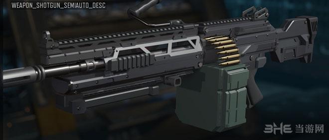 使命召唤12黑色行动3新枪1