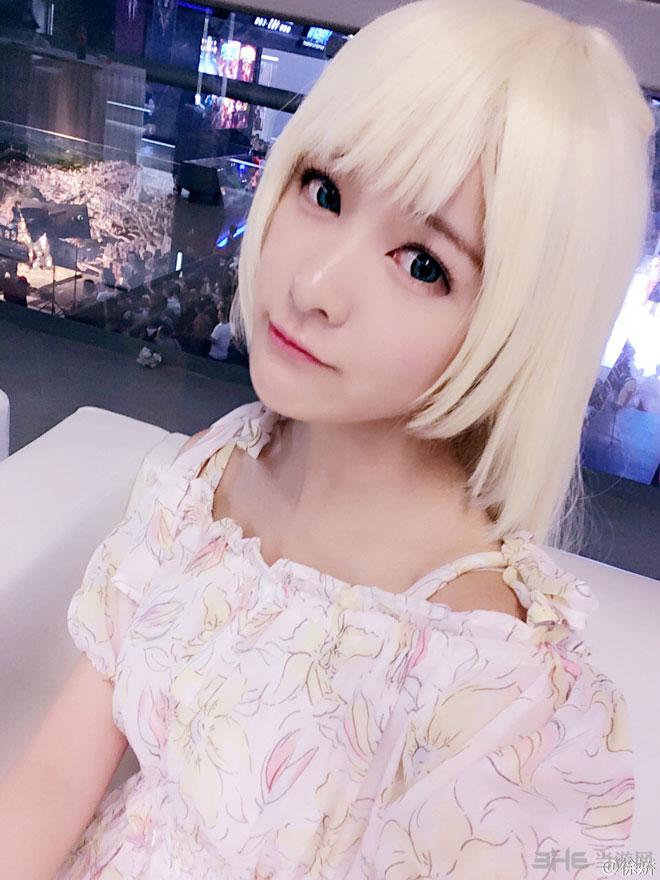 徐娇最新cos_cosplay徐娇_百田Cos圈