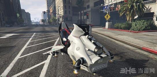 侠盗猎车手5喷气摩托MOD截图0