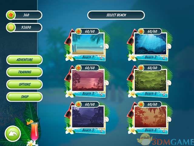 数图游戏:海滩季截图1