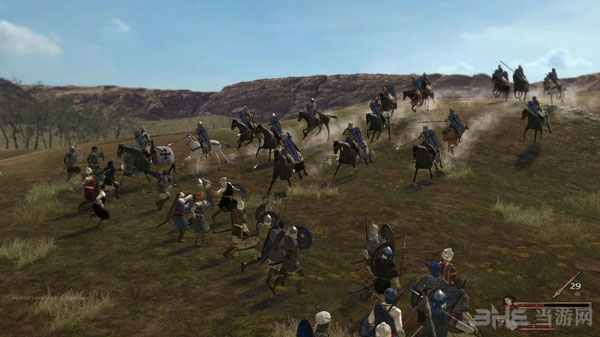 骑马与砍杀伊比利亚1200截图4