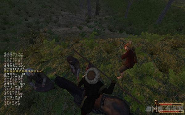 骑马与砍杀:潘德的预言截图4