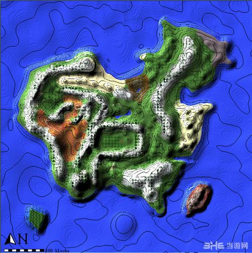 我的世界尸谷/死尸派对地图截图0