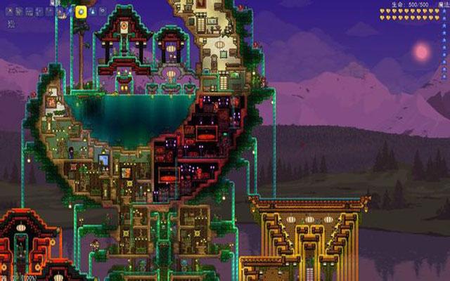 龙族房子设计图
