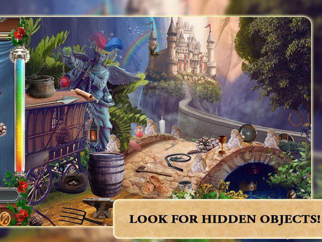城堡奇迹:一座城堡故事截图0