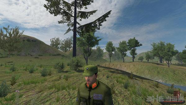 骑马与砍杀二战中国战场截图3