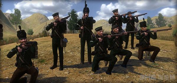 骑马与砍杀鹰・拿破仑战争截图1
