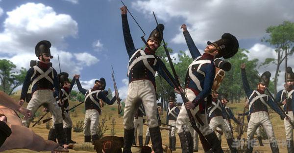 骑马与砍杀鹰・拿破仑战争截图2