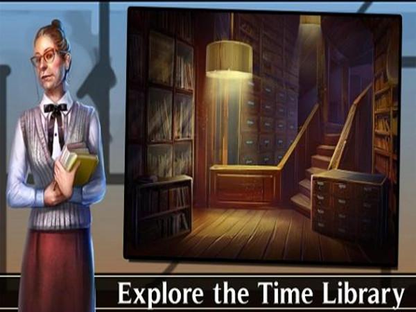 冒险逃生:时间图书馆截图2