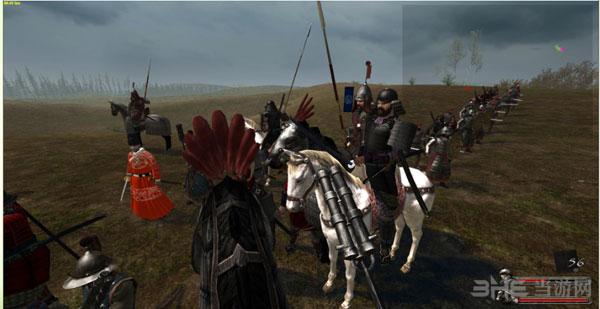 骑马与砍杀风云三国之兵横天下截图3