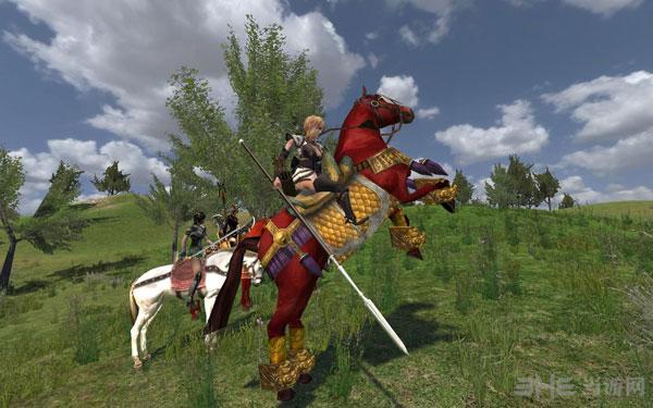 骑马与砍杀之风云三国凤舞天下截图2