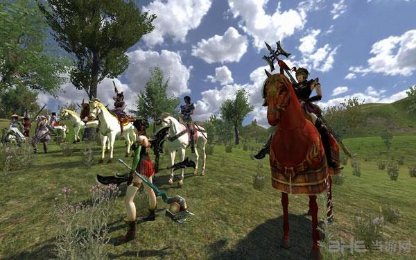 骑马与砍杀之风云三国凤舞天下截图3