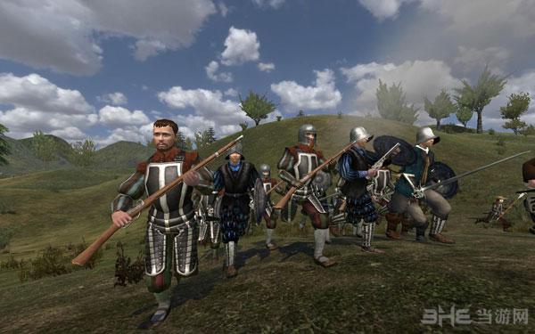 骑马与砍杀征服者时代截图2