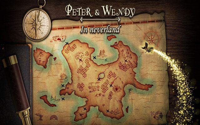 彼得和温迪在梦幻岛截图0