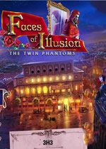 魔幻面具:玄幻双子(Faces Of Illusion:The Twin Phantoms)汉化中文版