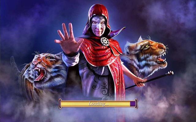 魔幻面具:玄幻双子截图1