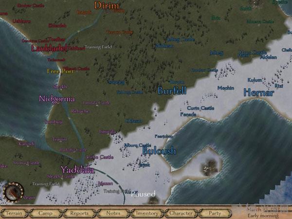 骑马与砍杀Tohlobaria截图0