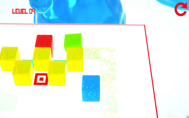 粘性立方体截图2