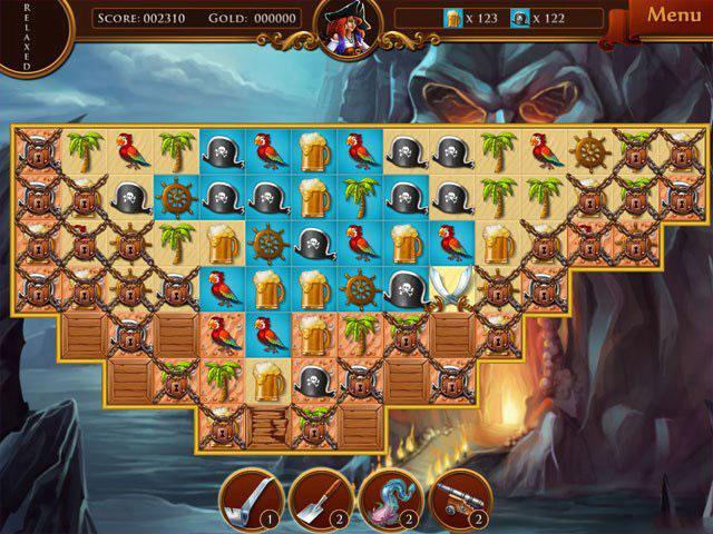 失落的悬赏:海贼的冒险截图0