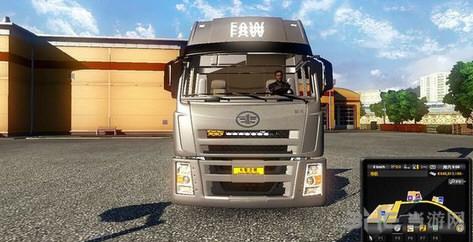 欧洲卡车模拟2延长运货时间MOD截图0