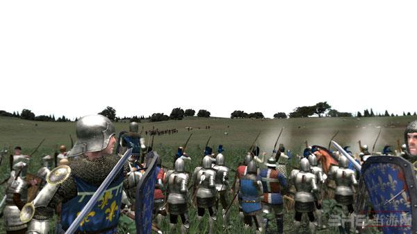 骑马与砍杀1429百年战争-钢板截图2