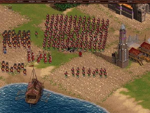 哥萨克重回战场截图0