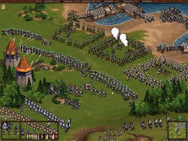 哥萨克重回战场截图2