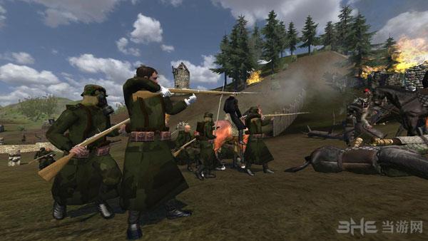 骑马与砍杀红色战争截图1