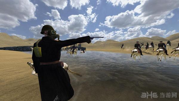 骑马与砍杀红色战争截图3