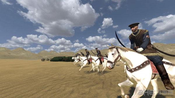 骑马与砍杀红色战争截图2