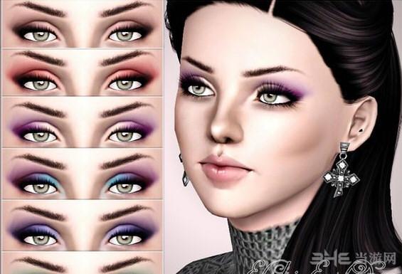 模拟人生3化妆包MOD截图1
