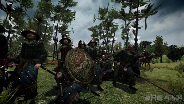 骑马与砍杀大明远征军全面战争截图0