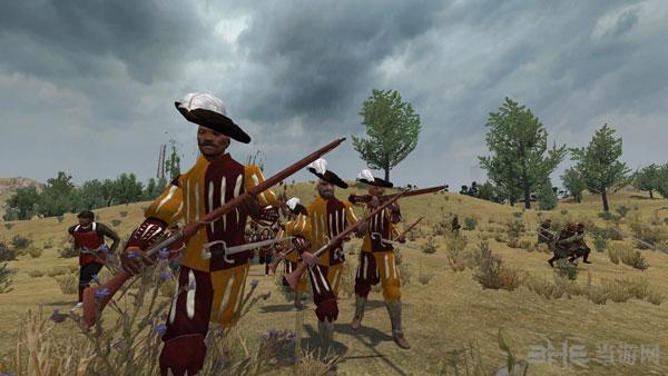 骑马与砍杀大明远征军全面战争截图3