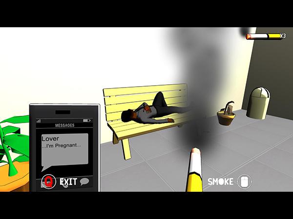 吸烟模拟器截图1