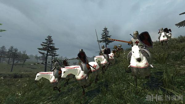骑马与砍杀十字军-以父之名截图0