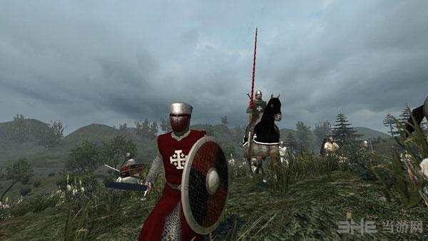 骑马与砍杀十字军-以父之名截图1