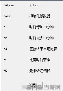 FIFA16全版本五项修改器截图0