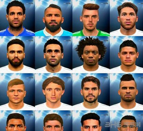 实况足球2016埃及真实化MOD截图0