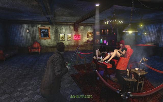 杀戮欲:吸血鬼影子猎手截图0