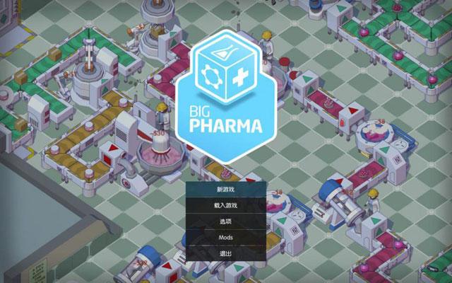 大型医药公司模拟截图0