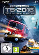 模拟火车2016(Train Simulator 2016)破解版