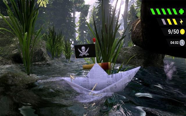 我的纸船截图3